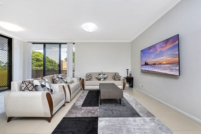 Picture of C108/27-29 George Street, NORTH STRATHFIELD NSW 2137
