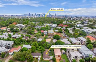 Picture of 27 Wickham Street, Morningside QLD 4170