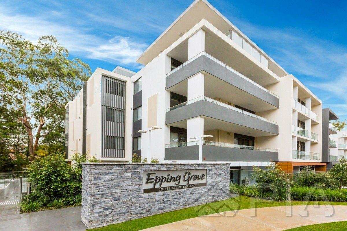 21/10-14 Hazlewood Place, Epping NSW 2121, Image 0