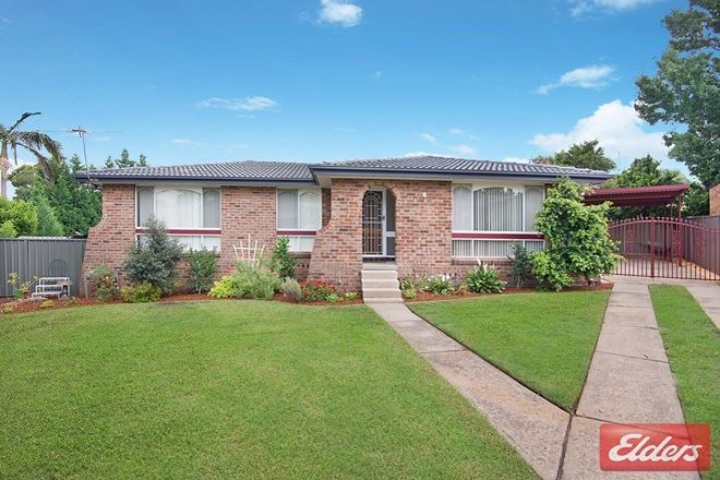 Picture of 26 Nathaniel Parade, KINGS LANGLEY NSW 2147