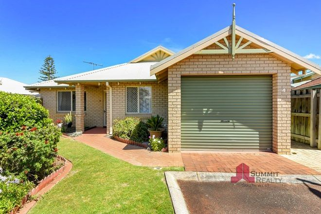 Picture of Unit 4/10 Mardo Ave, AUSTRALIND WA 6233