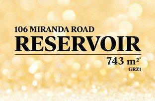 Picture of 106 Miranda Road, Reservoir VIC 3073