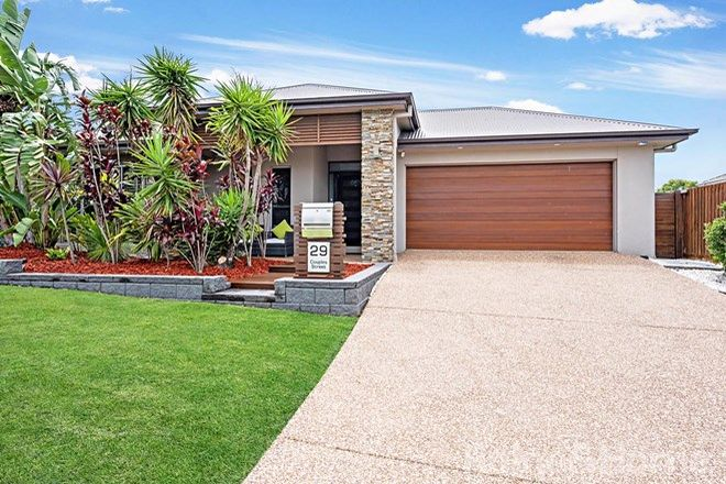 Picture of 29 COUPLES STREET, NORTH LAKES QLD 4509