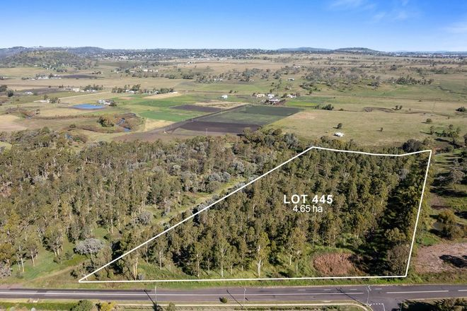 Picture of 445 Gowrie Tilgonda Road, GOWRIE JUNCTION QLD 4352
