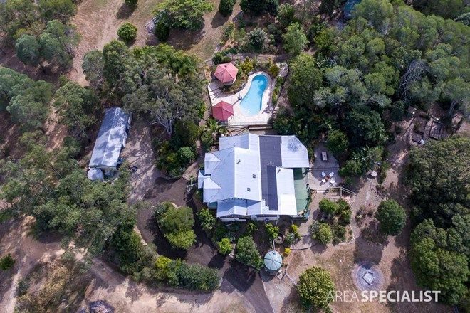 Picture of 197 Shaws Pocket Road, LUSCOMBE QLD 4207
