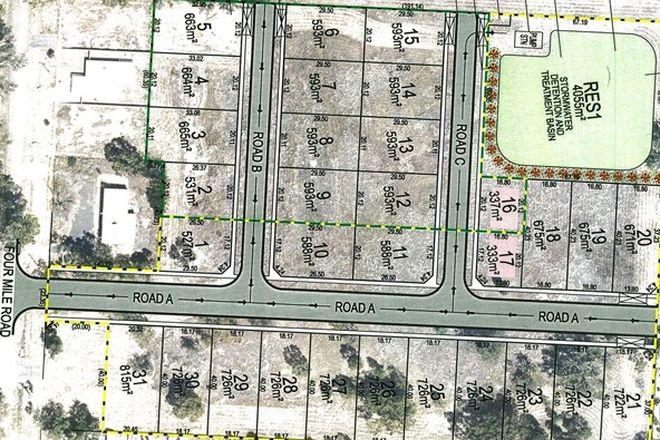 Picture of 22 Four Mile Road Subdivision, BENALLA VIC 3672