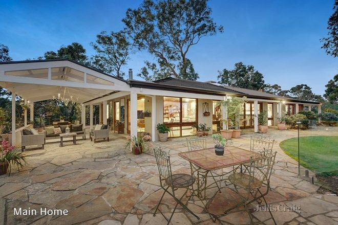 Picture of 55 Moonlight Road, KANGAROO GROUND VIC 3097