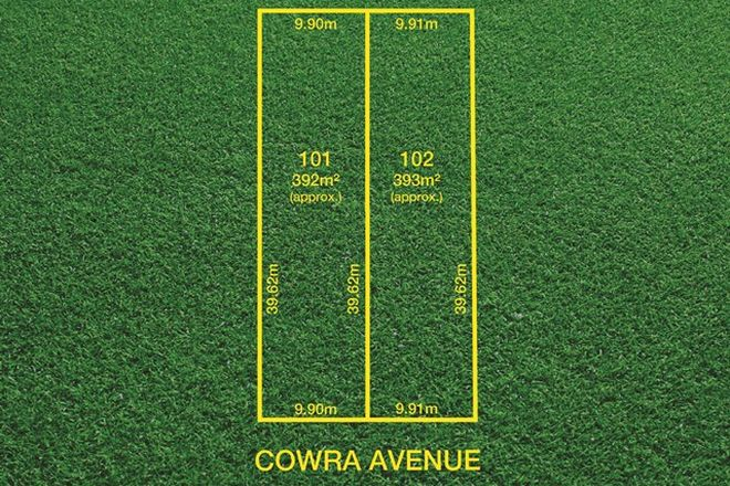 Picture of Lot 1&2/13 Cowra Avenue, GILLES PLAINS SA 5086