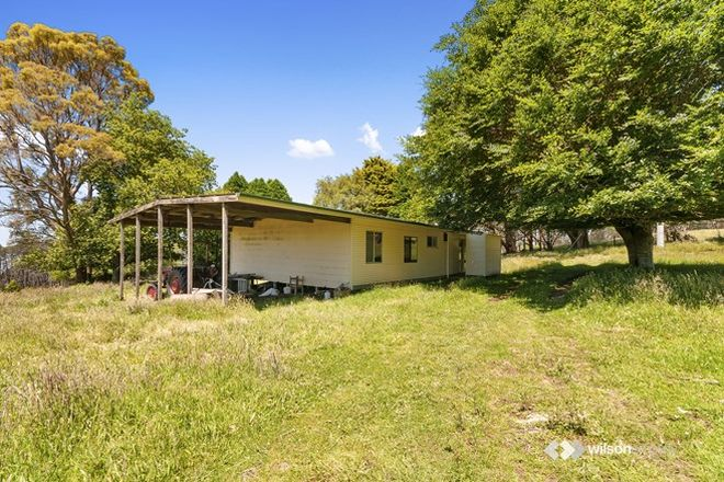 Picture of 1291 Grand Ridge Road, BLACKWARRY VIC 3844