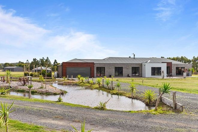 Picture of 40 Vaggs Road, ROSS CREEK VIC 3351