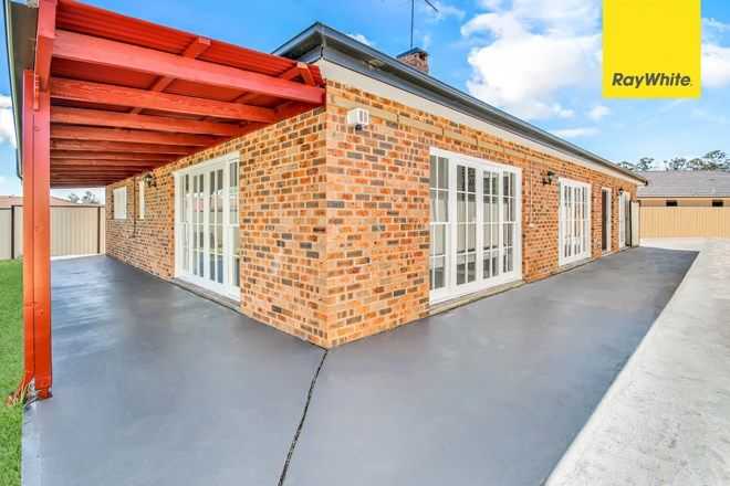 Picture of 49 Brierley Cres, PLUMPTON NSW 2761