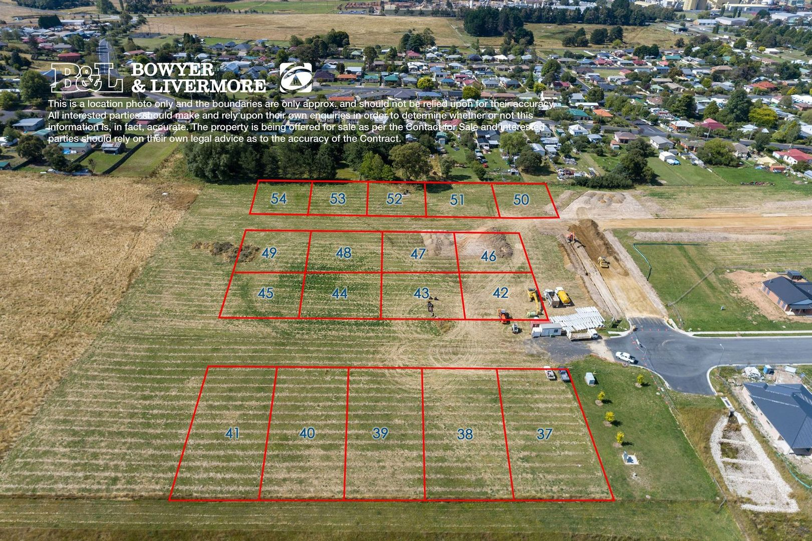 Stage 4/Proposed Lot 49 Part 99 Springfield Street, Oberon NSW 2787, Image 1