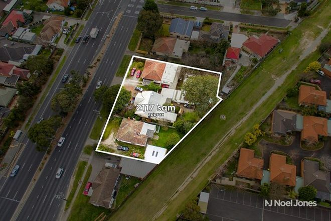 Picture of 329-333 Springvale Road, FOREST HILL VIC 3131