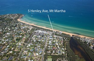 Picture of 5 Henley Avenue, Mount Martha VIC 3934