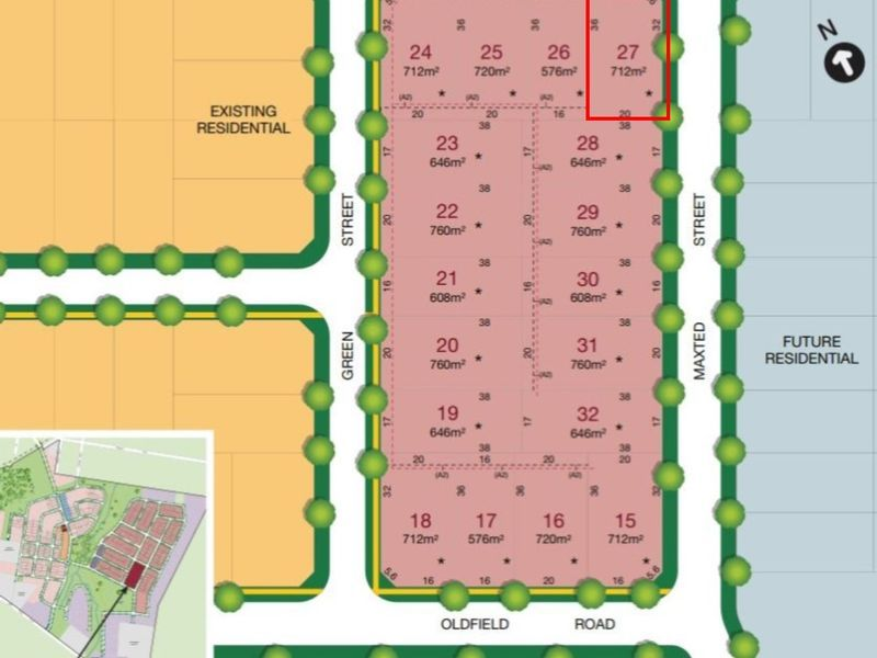 Lot 27 Roty Avenue, Renwick NSW 2575, Image 2