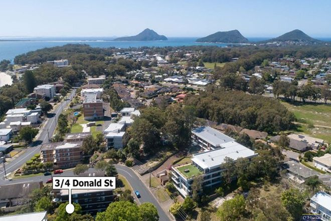 Picture of 3/4 Donald Street, NELSON BAY NSW 2315
