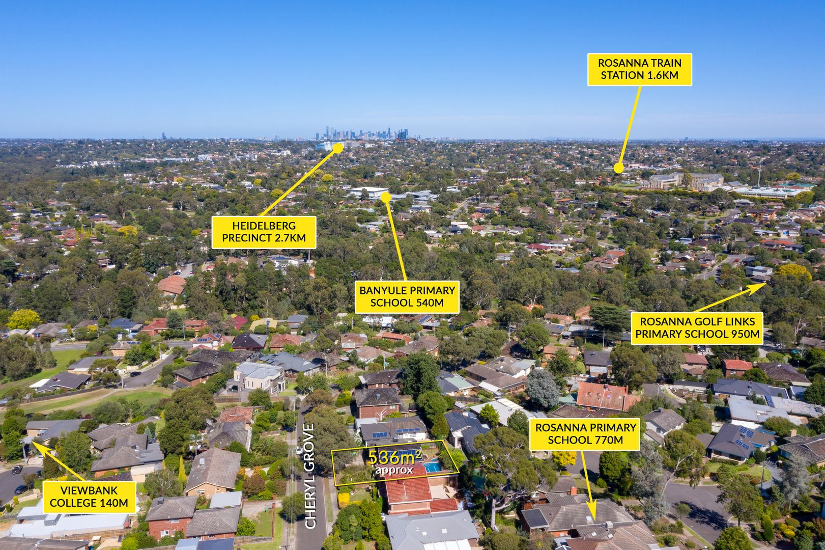 15 Cheryl Grove, Viewbank VIC 3084, Image 1