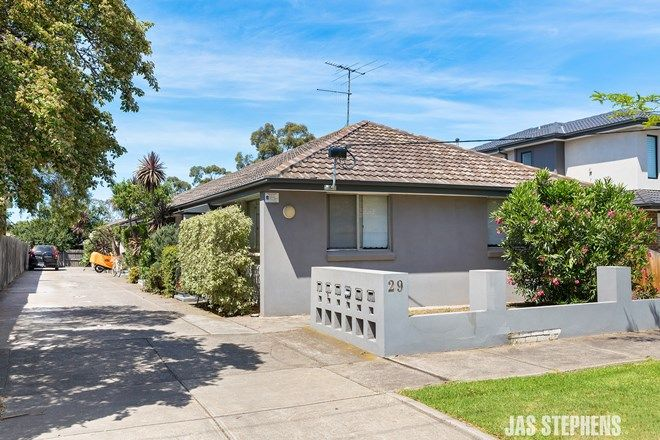 Picture of 6/29 Clarendon Parade, WEST FOOTSCRAY VIC 3012
