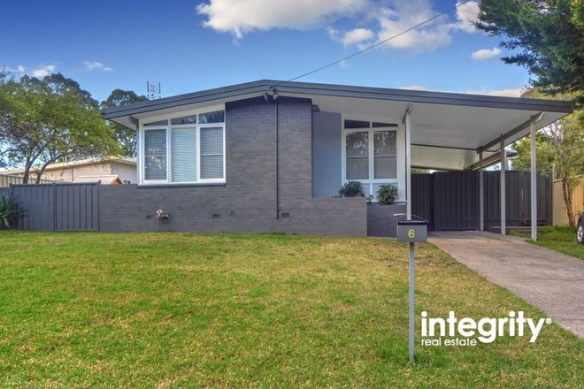 Picture of 6 Elyard Drive, NOWRA NSW 2541
