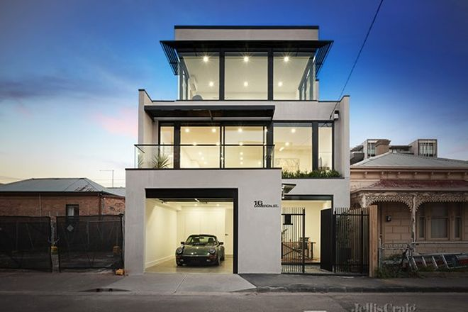 Picture of 16 Cameron Street, RICHMOND VIC 3121