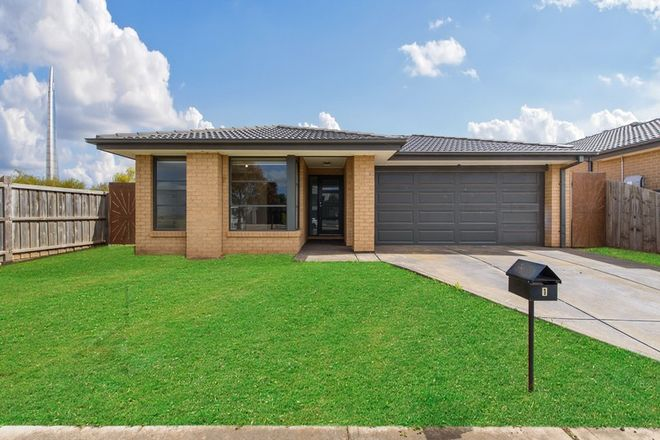 Picture of 1 City Vista Court, FRASER RISE VIC 3336