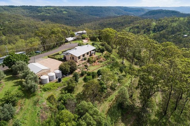 Picture of 3 Vayro Road, BLUE MOUNTAIN HEIGHTS QLD 4350