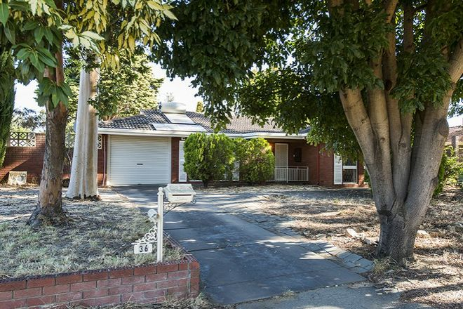 Picture of 36 Bugendore Street, MAIDA VALE WA 6057