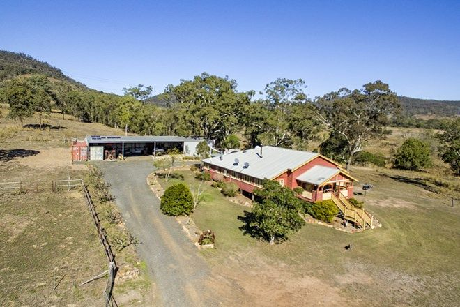 Picture of 14 Crans Road, FLAGSTONE CREEK QLD 4344