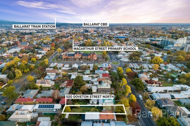 Picture of 520 Doveton Street North, SOLDIERS HILL VIC 3350