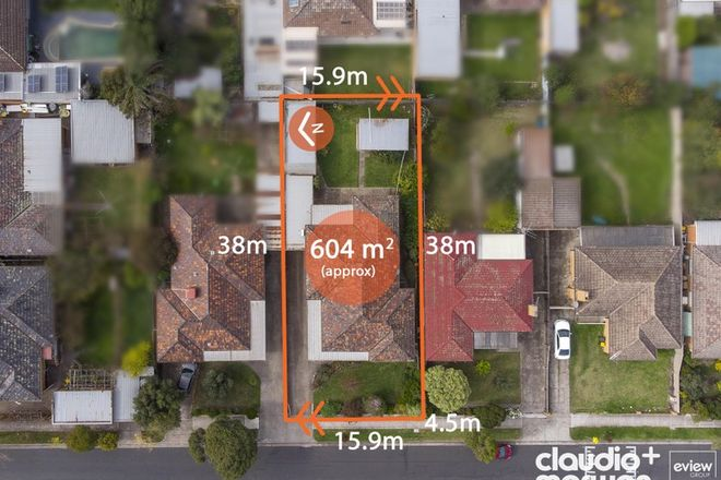 Picture of 126 William Street, FAWKNER VIC 3060