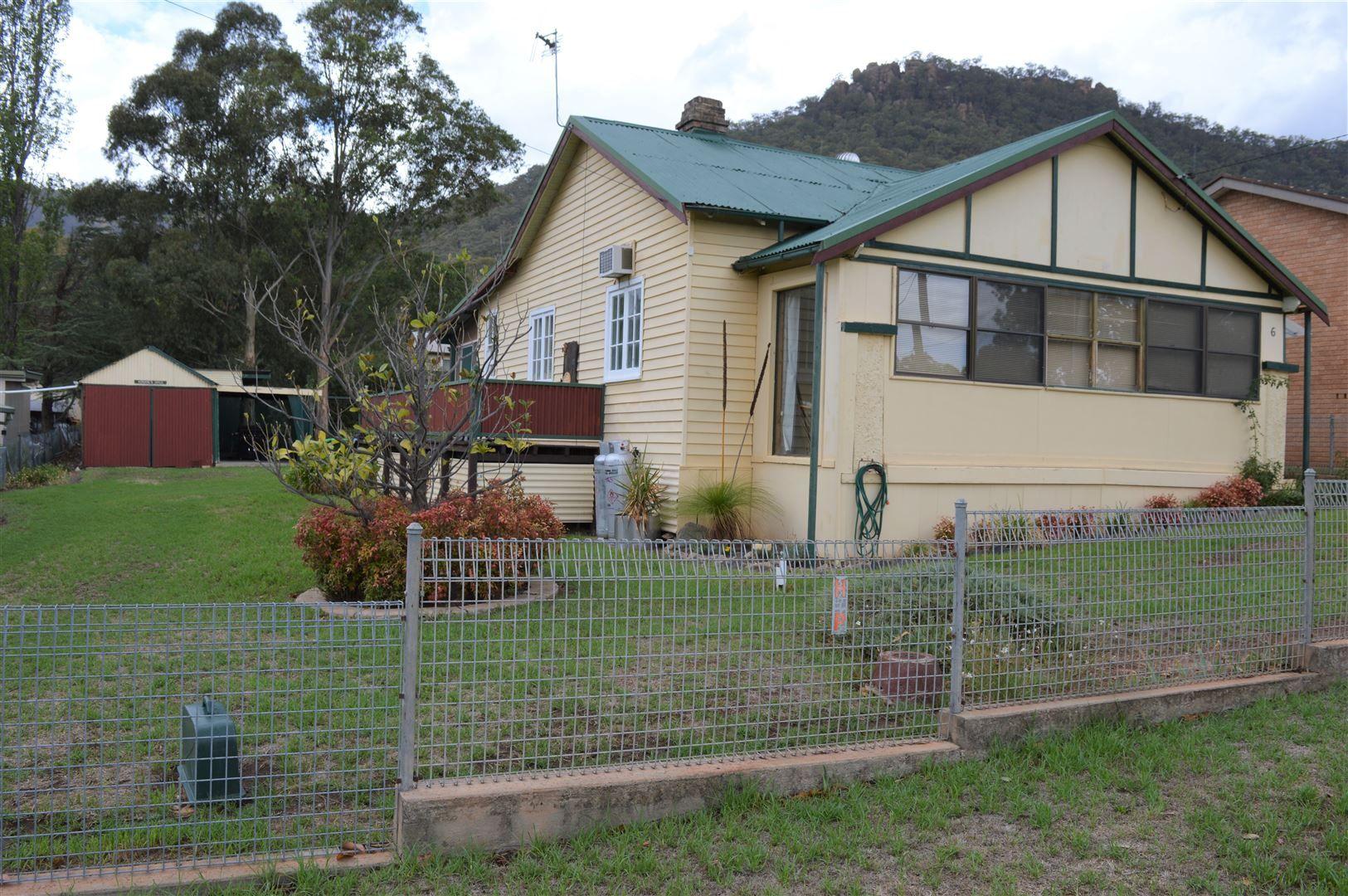 6 Pomany Street, Kandos NSW 2848, Image 0