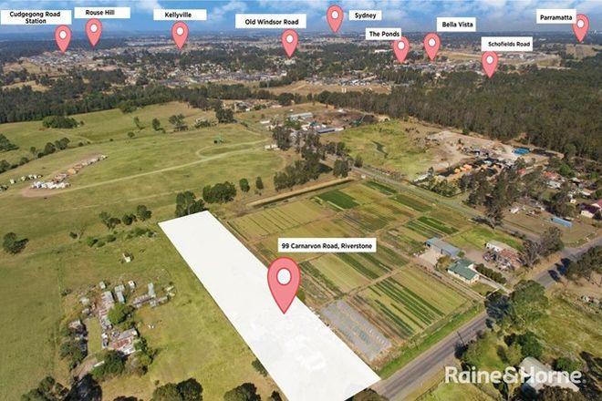 Picture of 99 Carnarvon Road, RIVERSTONE NSW 2765