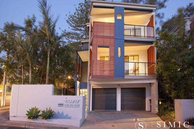 Picture of 2 Kingfisher Lane, EAST BRISBANE QLD 4169