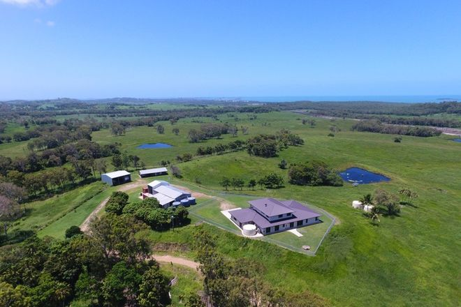 Picture of 167 Grasstree Beach Rd, GRASSTREE BEACH QLD 4740