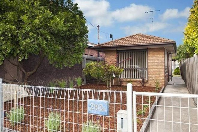 Picture of 283A Somerville Road, YARRAVILLE VIC 3013