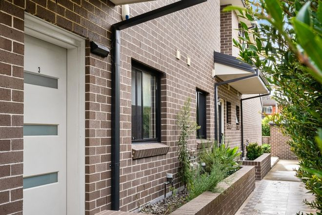 Picture of 3/27 Dunmore Street, CROYDON PARK NSW 2133