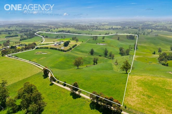 Picture of 340 Omearas Road, POOWONG NORTH VIC 3988