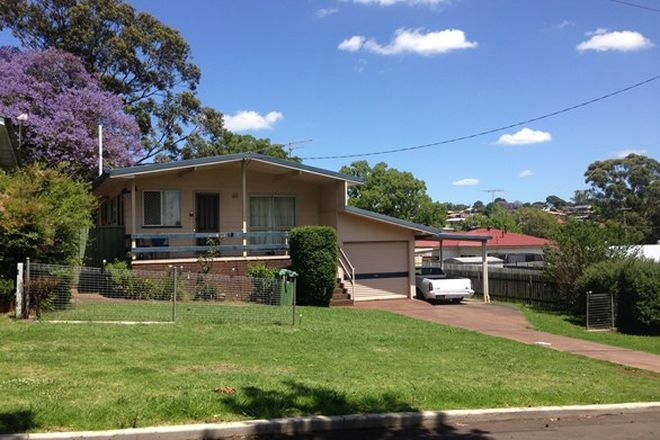 Picture of 1 Dodd Street, NEWTOWN QLD 4350