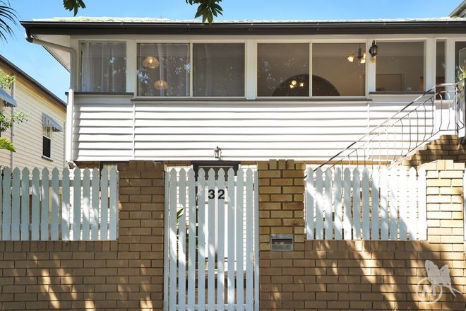 Picture of 32 Windsor Avenue, LUTWYCHE QLD 4030