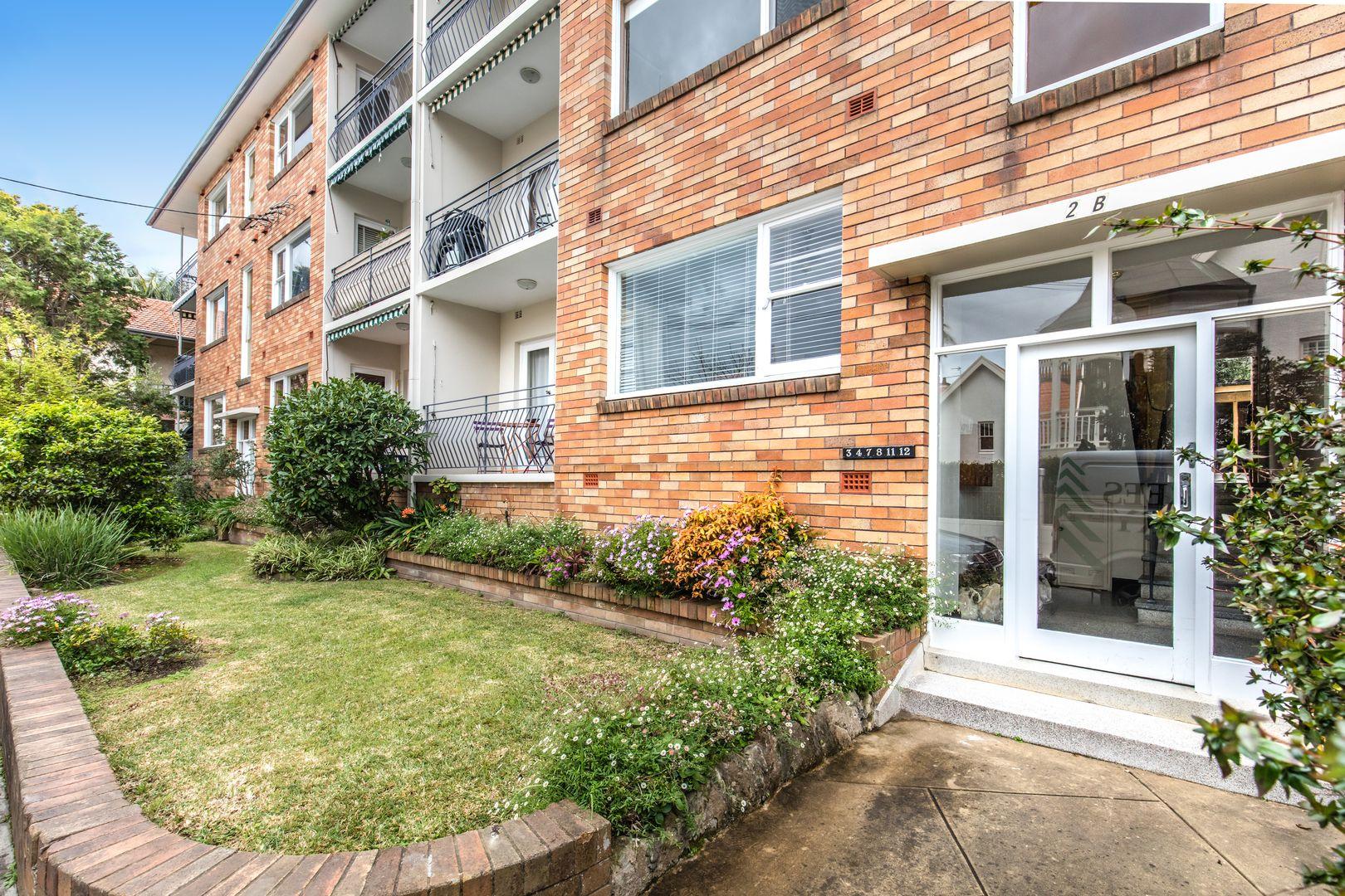 3/2B Wallaringa Avenue, Neutral Bay NSW 2089, Image 0