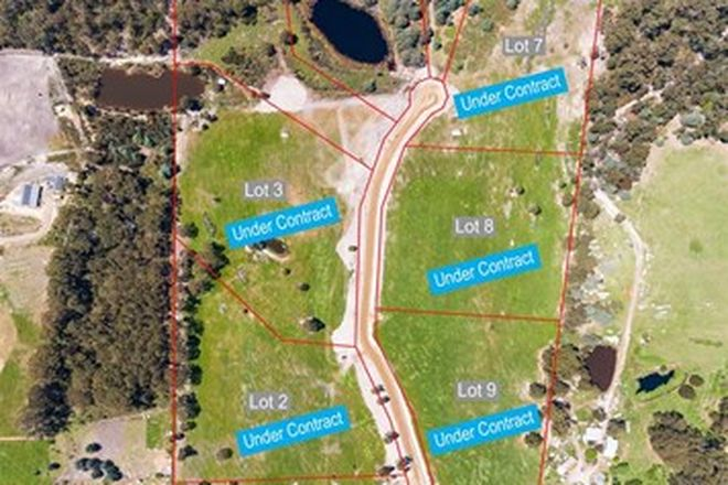 Picture of 1640 Cygnet Coast Road, CRADOC TAS 7109