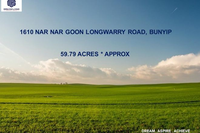 Picture of 1610 Nar Nar Goon-Longwarry Road, BUNYIP VIC 3815