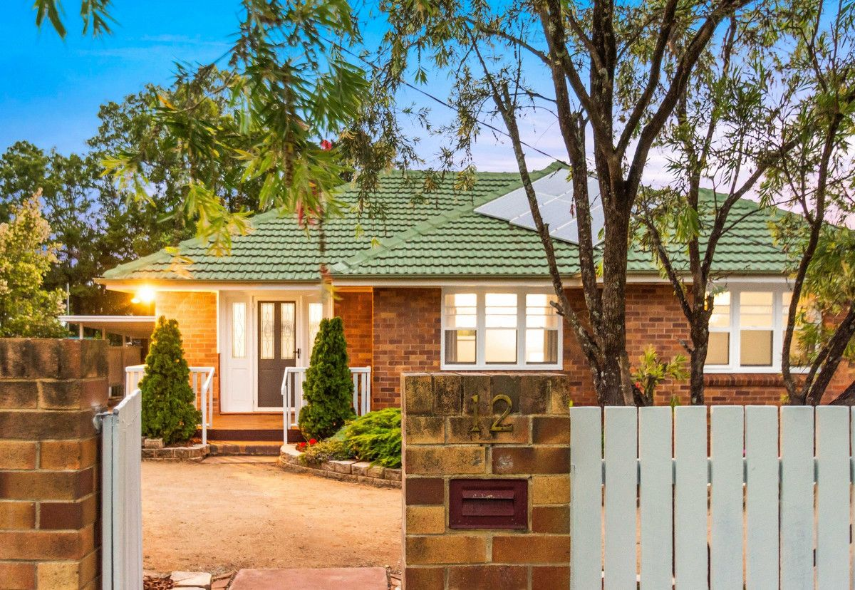 12 Robinson Street, North Toowoomba QLD 4350, Image 1