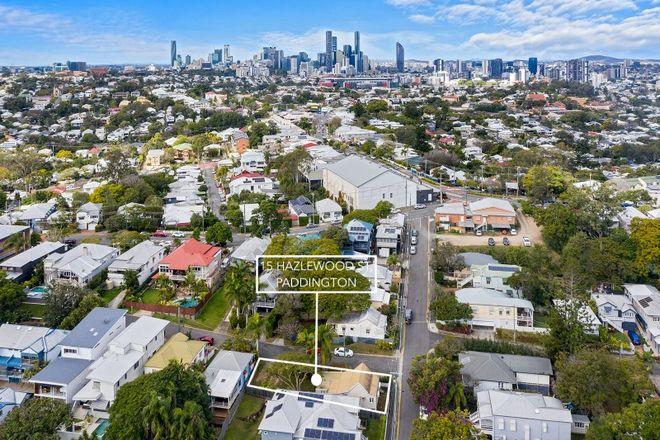 Picture of 15 Hazlewood Street, PADDINGTON QLD 4064