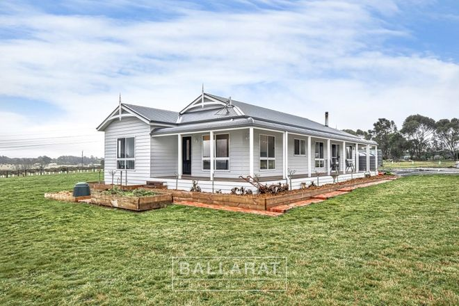Picture of 503 Ti Tree Road, WARRENHEIP VIC 3352