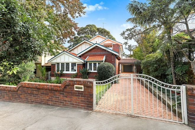 Picture of 10 Eastern Avenue, KENSINGTON NSW 2033