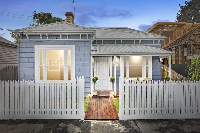 Picture of 29 Simpson Street, YARRAVILLE VIC 3013
