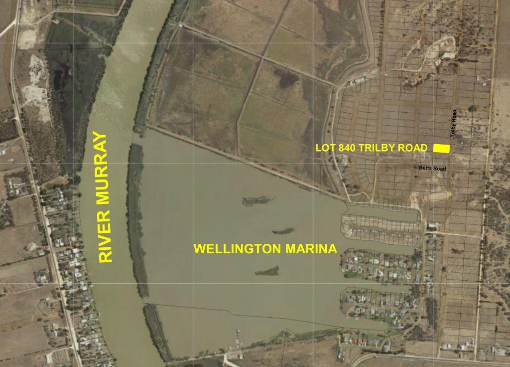Lot 840 Trilby Road, Wellington East SA 5259, Image 0