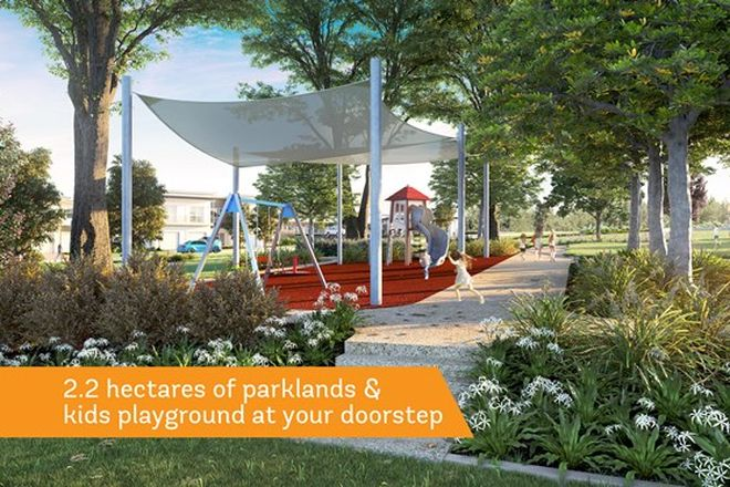 Picture of Lot 70, 74 Kinross Road, THORNLANDS QLD 4164