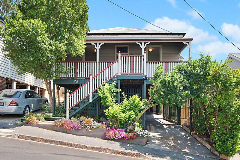 28 Sheriff Street, Petrie Terrace QLD 4000, Image 0